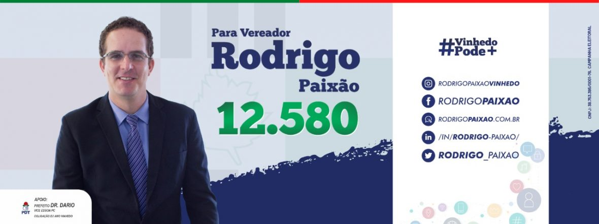 Blog do Rodrigo Paixão